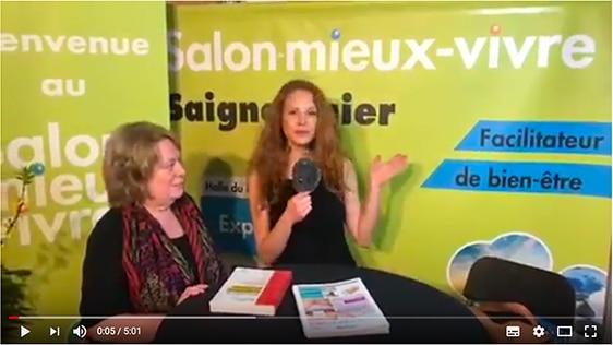 présentation du magazine nature sciences santé par Brigitte Karleskind